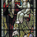 Christ With The Children. by Stan Pritchard