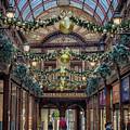 Christmas Arcade by David Pringle