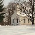 Christmas Church by Ellen Stanton