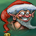 Christmas Elf by Kevin Middleton