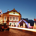 Christmas In Ribeira Grande by Gaspar Avila