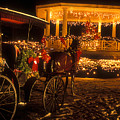 Christmas On The Common by John Burk