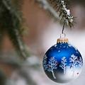 Christmas Ornament by Jim DeLillo