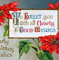 Christmas Postcard by Kevin B Bohner