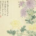 Chrysanthemum by Yun Shouping