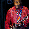 Chuck Berry by Don Beard
