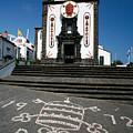 Church In The Azores by Gaspar Avila