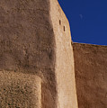 Church Taos Nm by Bob Neiman