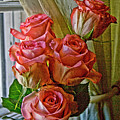 Cindy's Roses by Bonnie Willis