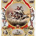 Circus Poster, 1870.  by Granger