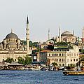 City Of Istanbul by Artur Bogacki