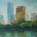 City by Olga Bukh