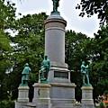 Civil War Memorial by Richard Jenkins