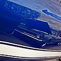 Classic Car Reflection by Karl Rose