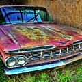 Classic Chevy by Charlene Mitchell