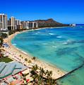 Classic Waikiki by Tomas del Amo - Printscapes