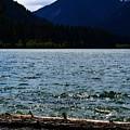 Clear Lake Washington by LKB Art and Photography