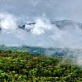 Clearing Storm West Virginia Highlands by Thomas R Fletcher