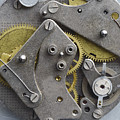 Clockwork Mechanism by Michal Boubin