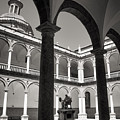 Cloister Real Colegio Seminario Del Corpus Christi by For Ninety One Days
