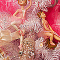 Close-up Of Toys On Christmas Tree by Panoramic Images