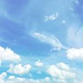 Cloud Shapes  by Les Cunliffe