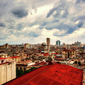 Clouds Over Havana by Mountain Dreams