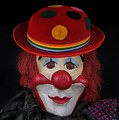 The Clown 3 by Manfred Lutzius