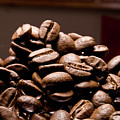 Coffee Beans by Jim DeLillo