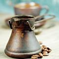 Coffee Composition by Natalia Klenova