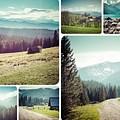 Collage Of Tatra Mountains by Mariusz Prusaczyk