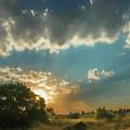 Colorado Sunset by Janice Bennett