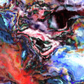 Colorful Abstract by Phil Perkins