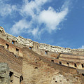 Colosseum - Rome Italy by Royce A Owens