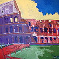 Colosseum by Kurt Hausmann