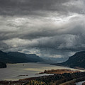 Columbia River Gorge by Erika Fawcett