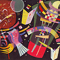 Composition X by Wassily Kandinsky