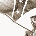 Confederate Soldier by KG Thienemann