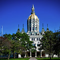 Connecticut State Capitol by Mountain Dreams