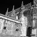 Convent Of Christ by Gaspar Avila