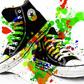 Converse All Stars by Marvin Blaine