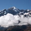 Cordillera Real And Illampu by Aivar Mikko
