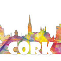 Cork Ireland Skyline by Marlene Watson
