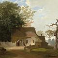 Cottage Scenery by George Caleb Bingham