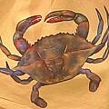 Crab by Paulette Thomas