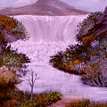 Craggy Falls by Sandra Young Servis