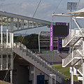 Cricket Ground Southampton by Terri Waters