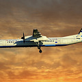 Croatia Airlines Bombardier Dash 8 Q400 by Smart Aviation