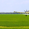 Crop Dusting by Charlie Brock