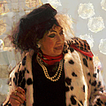 One Thousand And One Dalmatians Cruella Deville  by Suzanne Powers